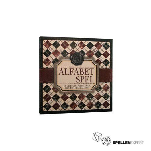 Het Alfabet spel | Spellen Expert
