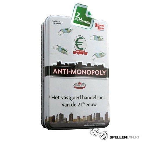 Anti Monopoly Reis | Spellen Expert