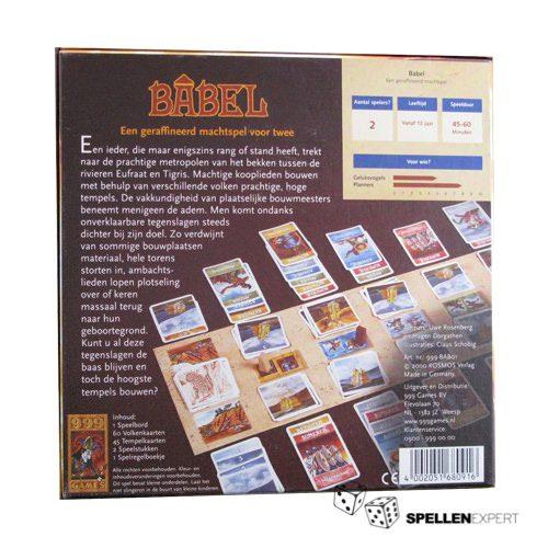 Babel | Spellen Expert
