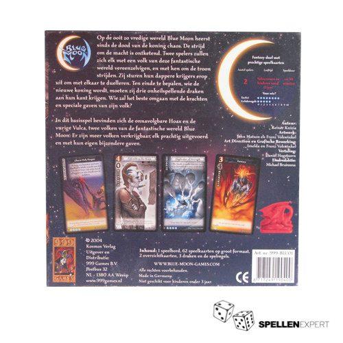 Blue Moon | Spellen Expert