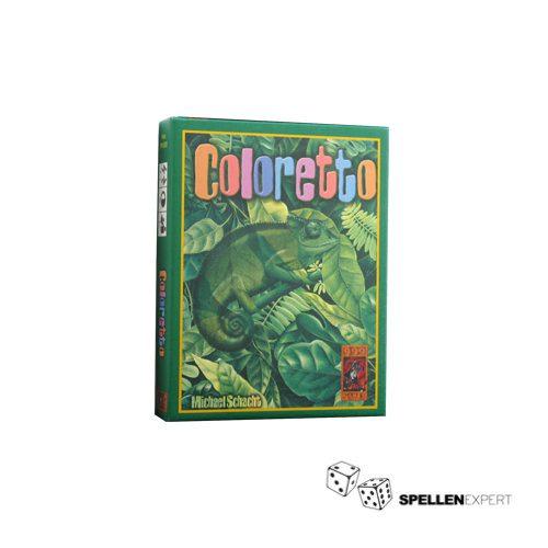 Coloretto | Spellen Expert