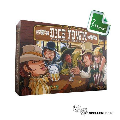 Dice Town | Spellen Expert