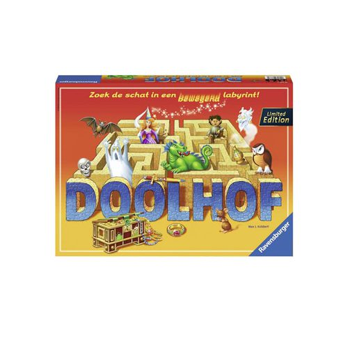 Doolhof (limited edition) | Spellen Expert