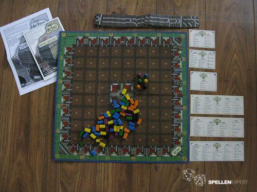 Metro bordspel | Spellen Expert