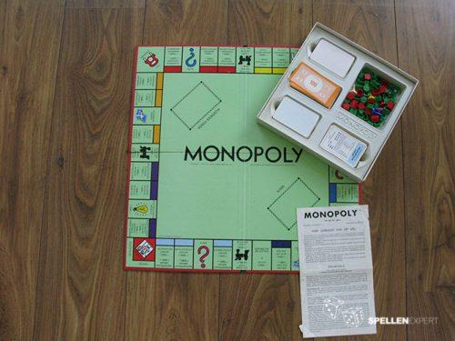 Monopoly 1973 | Spellen Expert