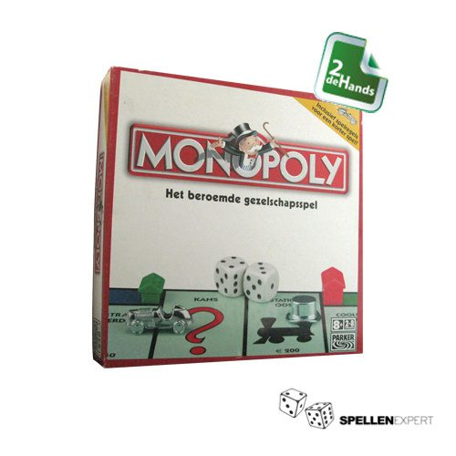 Monopoly 2006 | Spellen Expert
