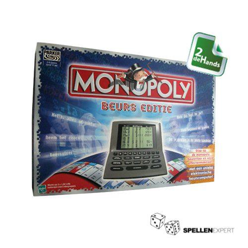Monopoly Beurs | Spellen Expert