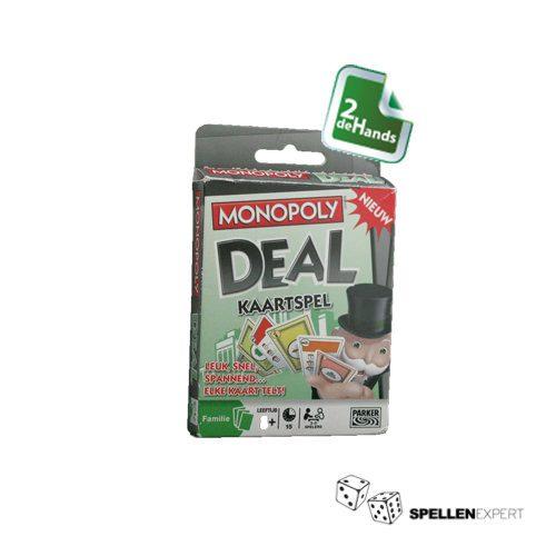 Monopoly Deal Nederlandstalig | Spellen Expert