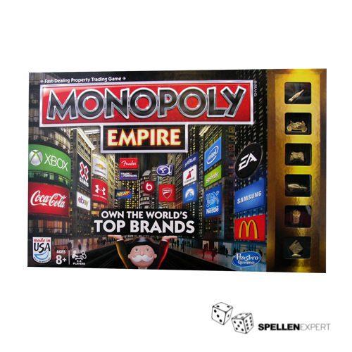 Monopoly Empire | Spellen Expert