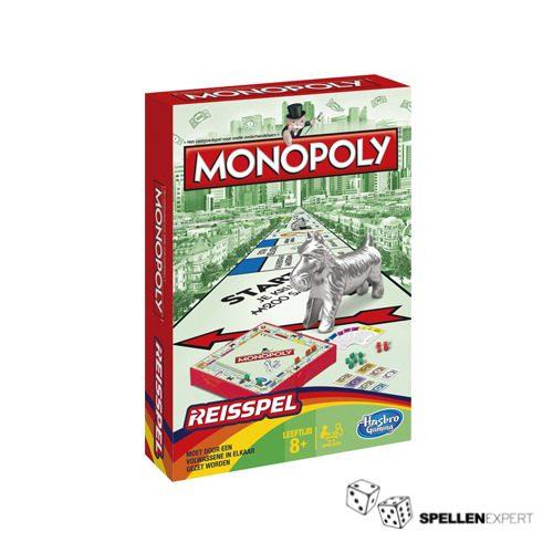 Monopoly reisspel | Spellen Expert