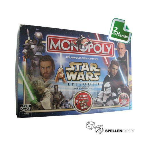 Monopoly Star Wars | Spellen Expert