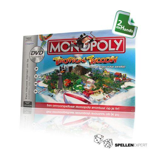 Monopoly Tropical Tycoon | Spellen Expert