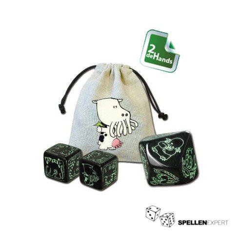 Munchkin Cthulhu dice of doom | Spellen Expert