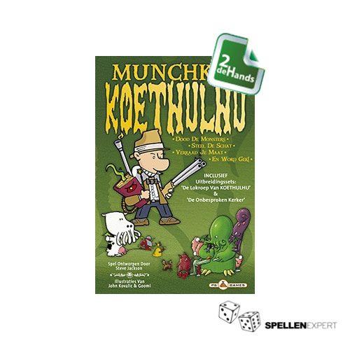 Munchkin Koethulhu | Spellen Expert