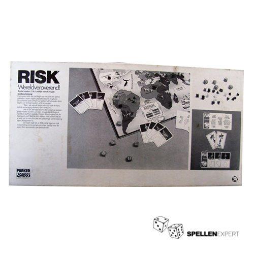 Risk wit | Spellen Expert