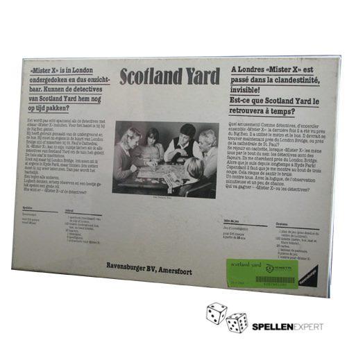 Scotland Yard | Spellen Expert