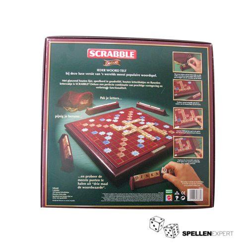 Scrabble Deluxe   Spellen Expert