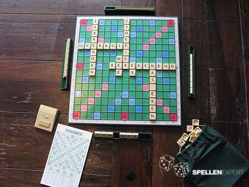 Scrabble de Luxe | Spellen Expert