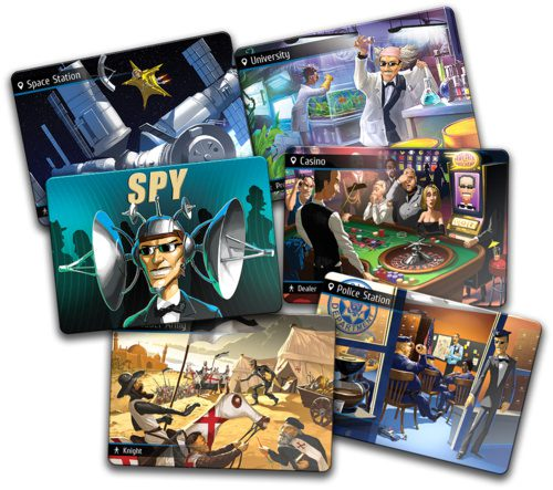 Spyfall | Spellen Expert