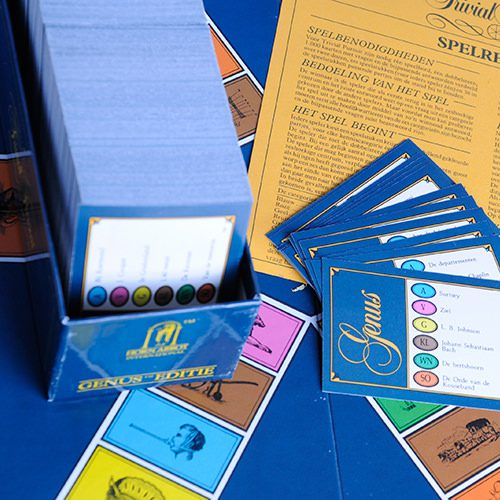 Trivial pursuit genius | Spellen Expert