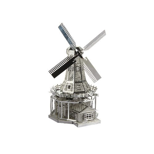 3D Metal Kit Windmolen | Spellen Expert