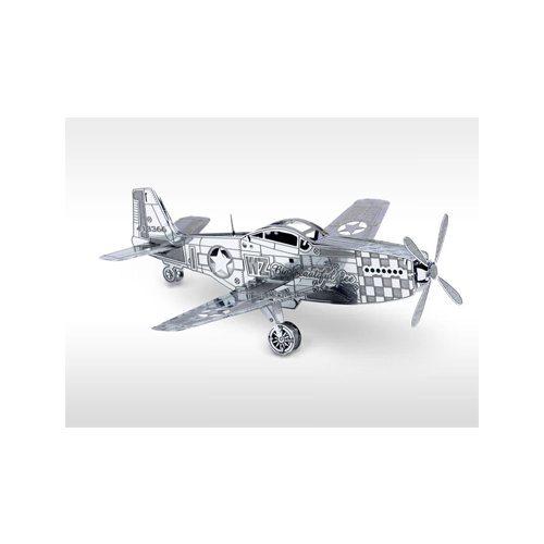 3D metal kit Mustang P51 | Spellen Expert