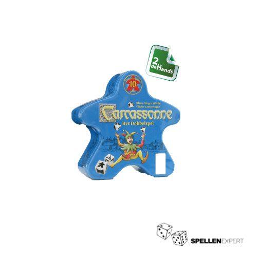 Carcassonne dobbelspel | Spellen Expert