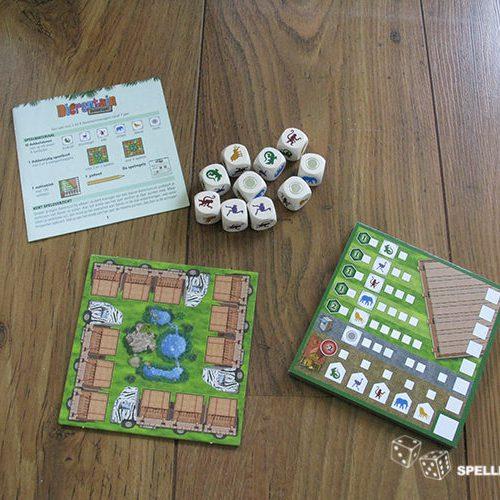 Dierentuin Dobbelspel | Spellen Expert