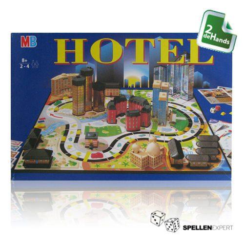 Hotel bordspel van MB   Spellen Expert