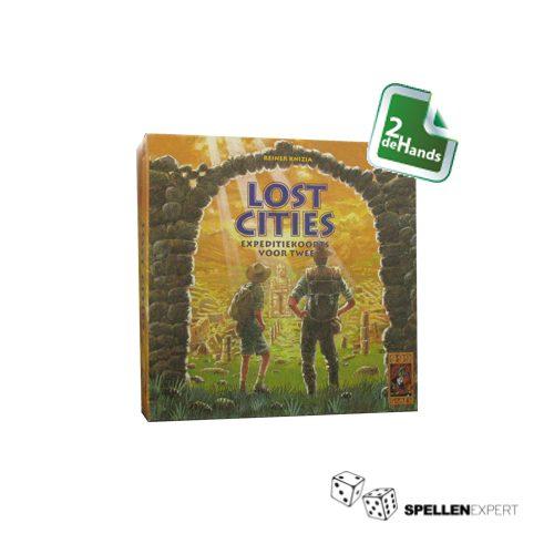 Lost Cities | Spellen Expert