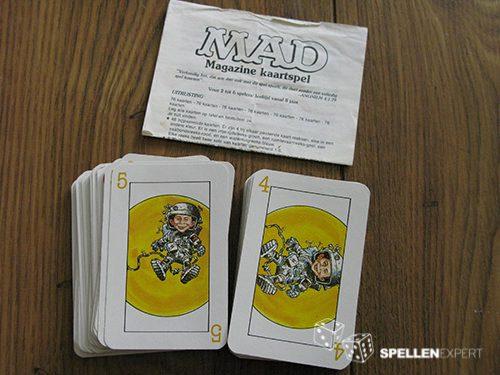 Mad kaartspel | Spellen Expert