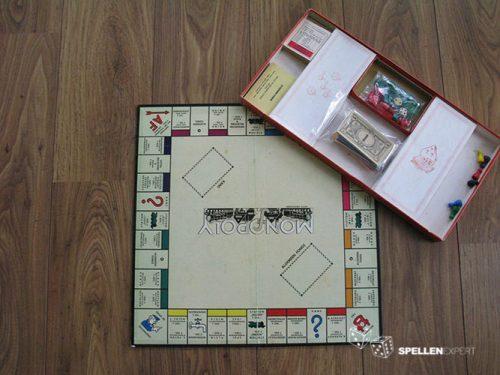 Monopoly 1961 | Spellen Expert