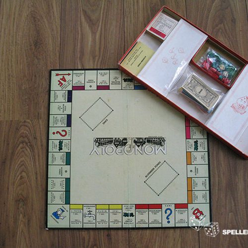 Monopoly 1961   Spellen Expert