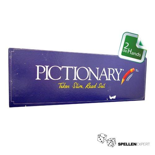 Pictionary | Spellen Expert