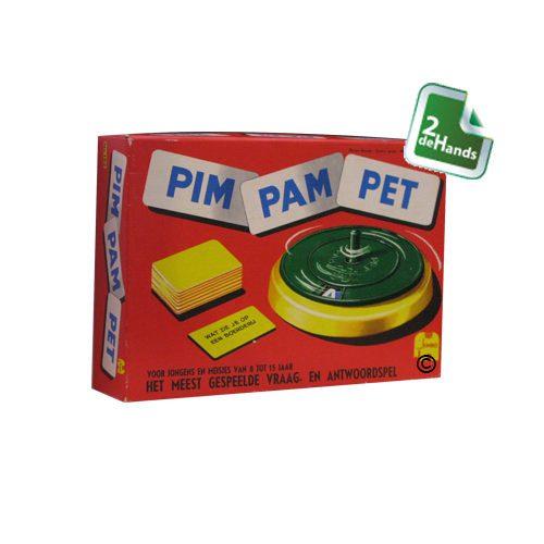 Pim Pam Pet | Spellen Expert