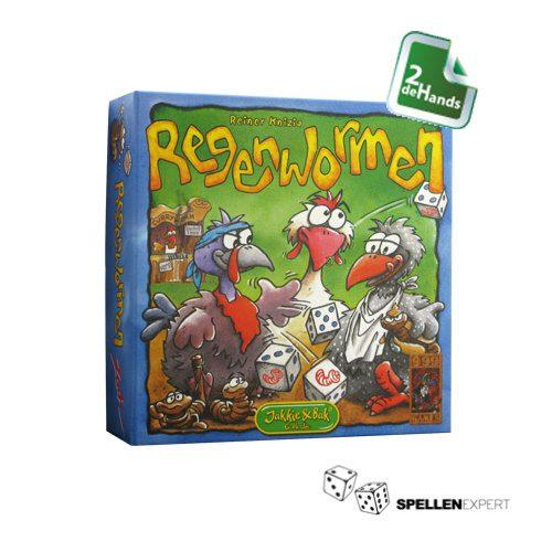 Regenwormen 999 Games | Spellen Expert