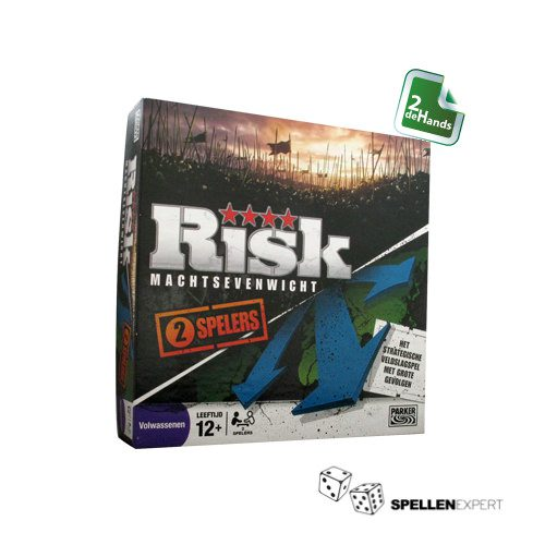 Risk Machtsevenwicht | Spellen Expert