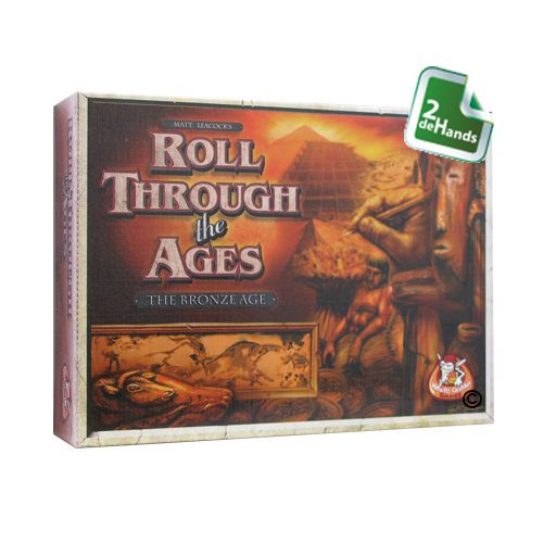 Roll through the ages | Spellen Expert