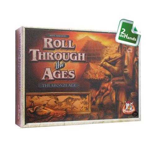 Roll through the ages | Spellen Expert