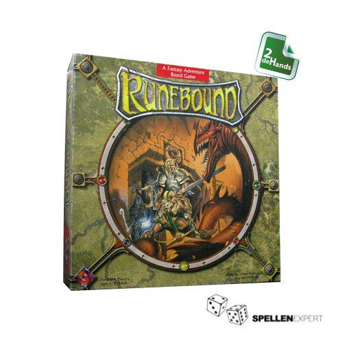 Runebound | Spellen Expert