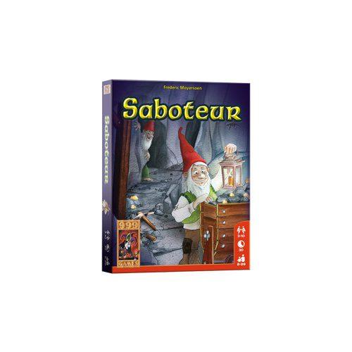 Saboteur | Spellen Expert