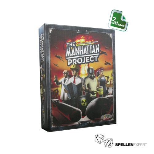 The Manhattan Project | Spellen Expert