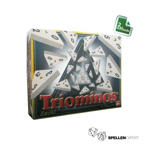 Triominos Excel | Spellen Expert