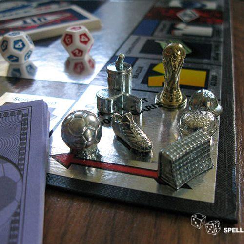 Monopoly WK Frankrijk 98 | Spellen Expert