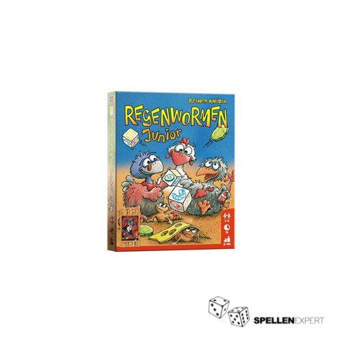 Regenwormen Junior | Spellen Expert