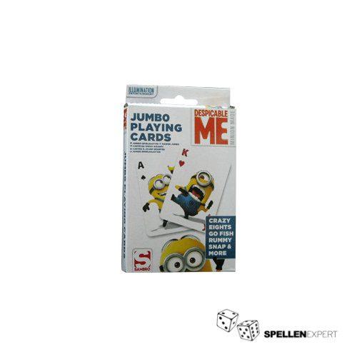 Minions playing cards | Spellen Expert
