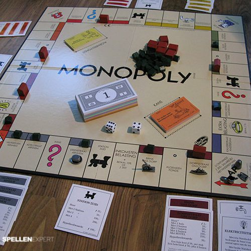 Monopoly Retro 2016 | Spellen Expert
