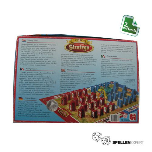 Stratego Junior | Spellen Expert