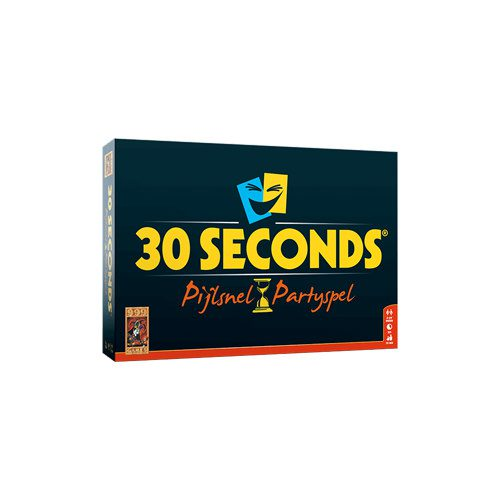30 Seconds | Spellen Expert