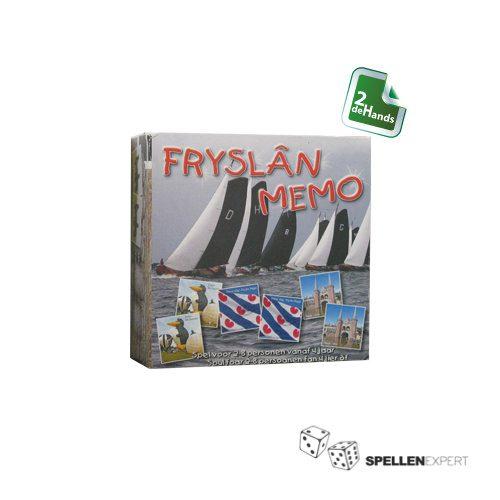 Fryslân memo | Spellen Expert